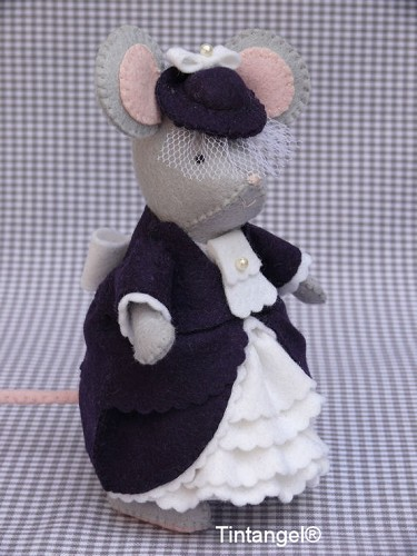 Pakket Mrs. Morgaine of Mice Meadows