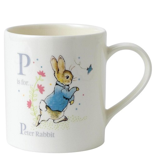 Beker Peter Rabbit