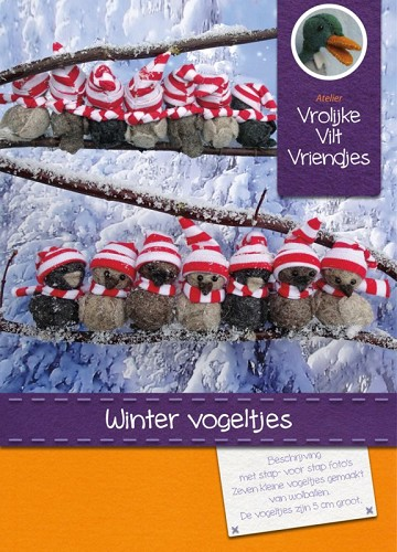 Pakket Winter vogeltjes