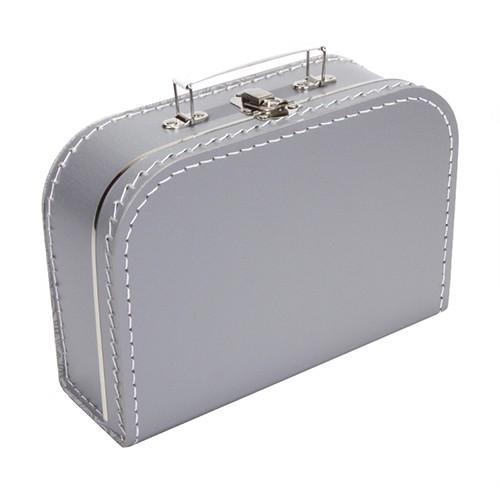 Koffertje grijs t koekendiefie - Decoratie kind ...